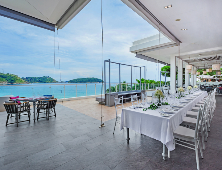 The Nai Harn – Romantic Sanctuary by The Sea